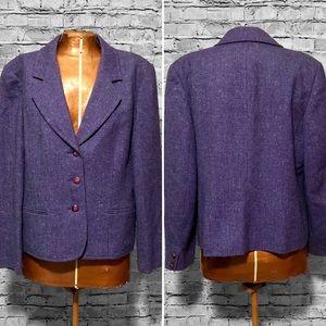 Vintage Pendleton Tweed Blazer